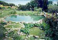 Piscina del Porcinai - Giardino delle Piante Acquatiche di Isola Polvese
