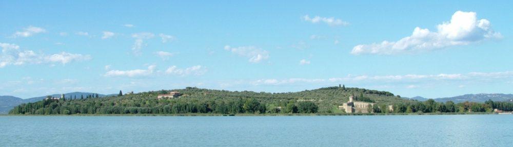 isola Polvese e il Parco Regionale del Lago Trasimeno