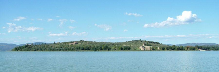Isola Polvese e Parco del Lago Trasimeno - Panorama