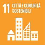 Obiettivo 11: Rendere le città e gli insediamenti umani inclusivi, sicuri, duraturi e sostenibili