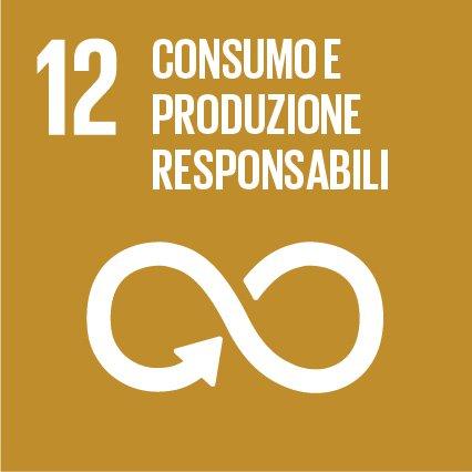 Obiettivo 12: Garantire modelli sostenibili di produzione e di consumo