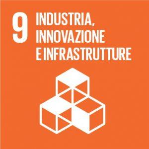Obiettivo 9: Costruire un'infrastruttura resiliente e promuovere l'innovazione ed una industrializzazione equa, responsabile e sostenibile