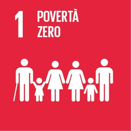 agenda 2030 sviluppo sostenibile povertà zero obiettivo 01 (fonte: UNRIC)