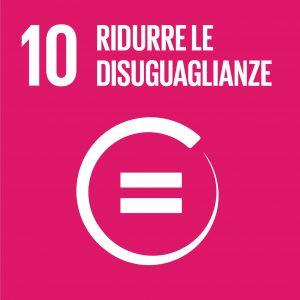 Obiettivo 10: Ridurre l'ineguaglianza all'interno di e fra le Nazioni