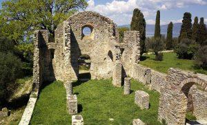 Resti Chiesa di San Secondo - Monastero Olivetano