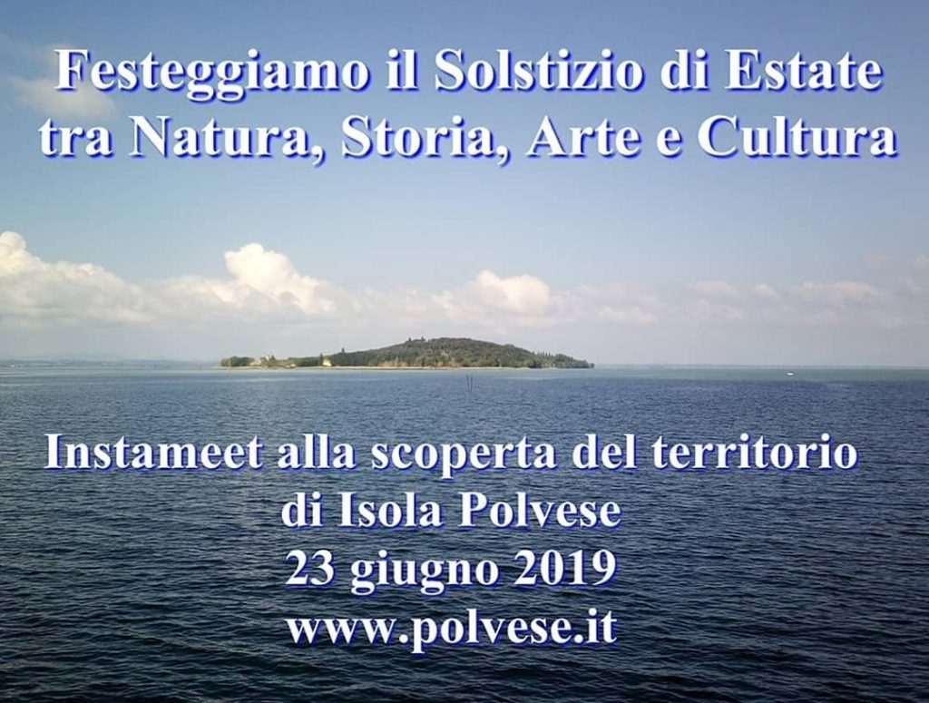 Instameet Isola Polvese 2019